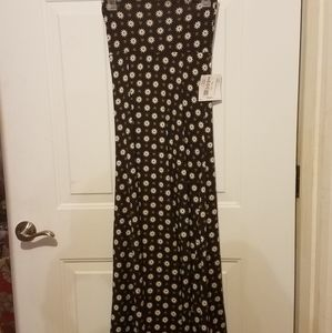 Lularoe xxs daisy maxi dress